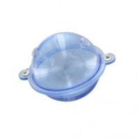 Jenzi Wasserkugel Buldo transparent 2 Metallösen 25mm