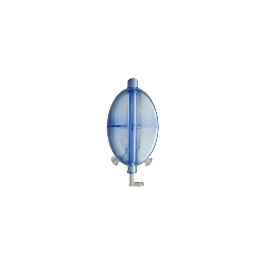 Jenzi Wasserkugel Buldo transparent oval mit Innenführung