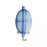 Jenzi Wasserkugel Buldo transparent oval mit...