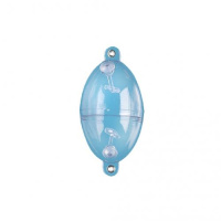 Jenzi Wasserkugel Buldo transparent oval 2...