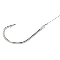 Owner Vorfachhaken Zander silber 50607