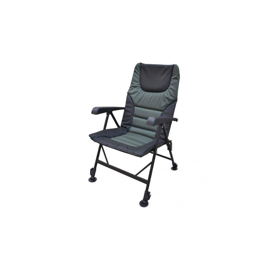 Jenzi Ground Contact DeLuxe Chair mit Armlehne