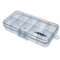 Jenzi Kunststoff Box transparent 132x60mm
