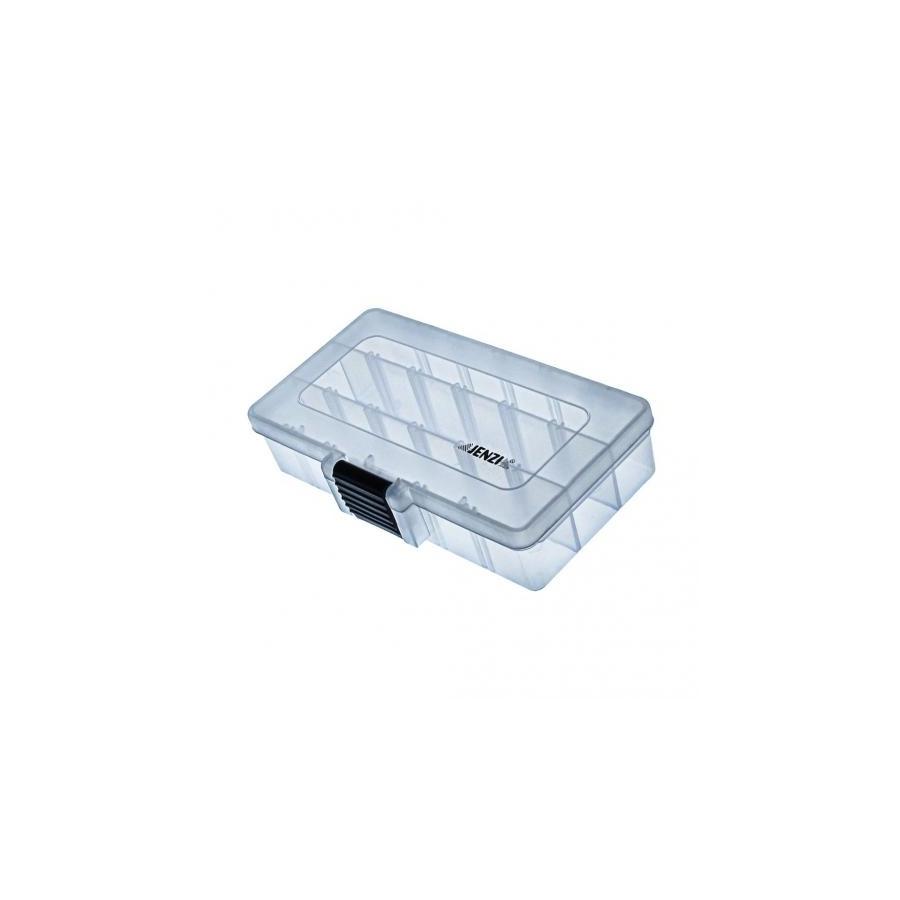 Jenzi Kunststoff Box transparent 177x92mm
