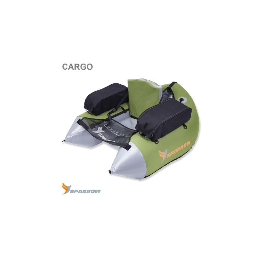 Sparrow Belly Boat Cargo sage/gris