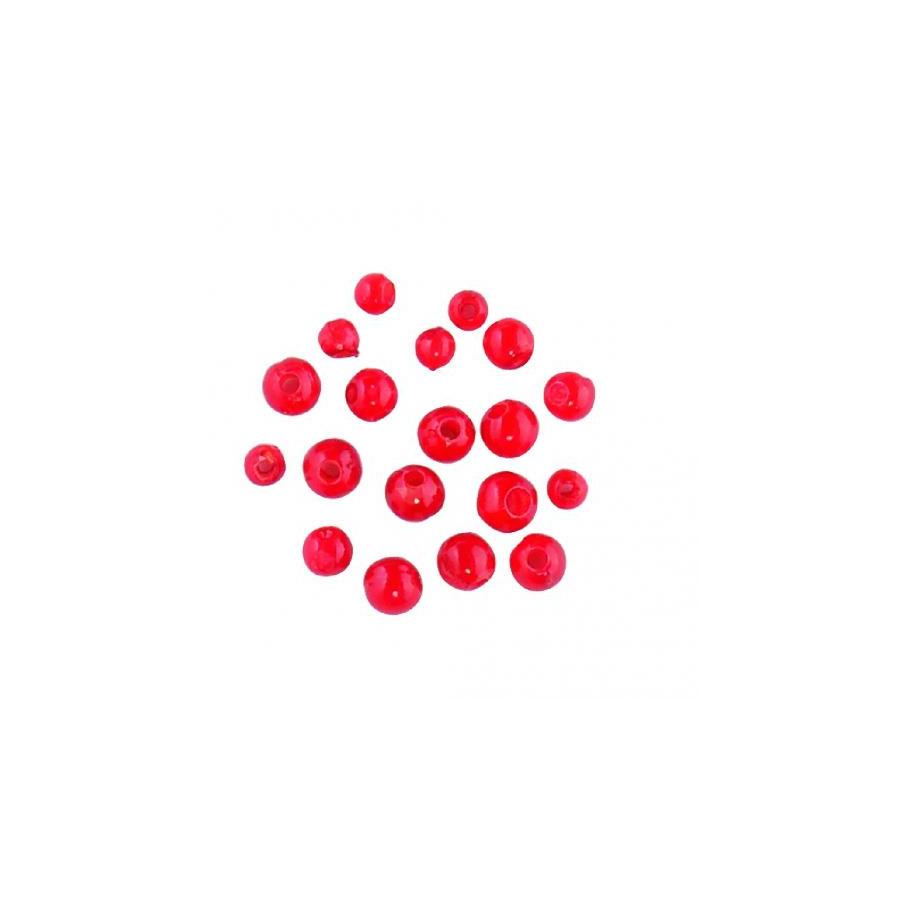 Jenzi Perlen rot