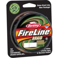 Berkley Fireline Braid grün 110m
