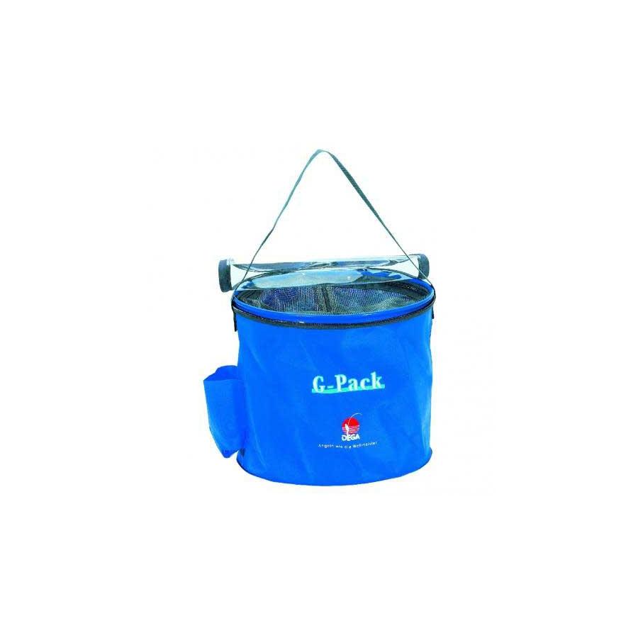 Jenzi G-Pack Ködereimer mit Reißverschluss