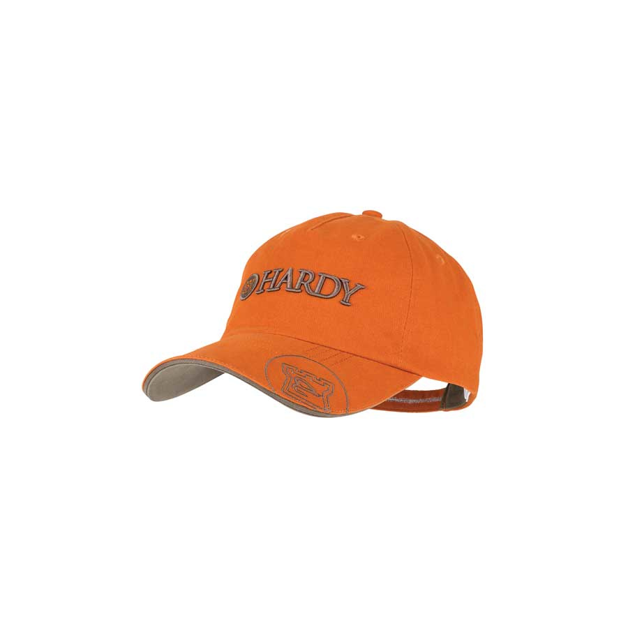 Hardy Logo Classic Hat pumpkin/olive