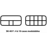Sakura Box SK-40F Clear