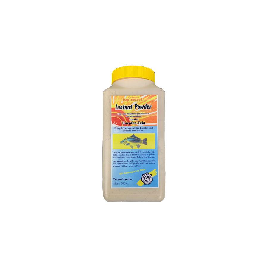 Top Secret Teig Instant Powder 500g Dose