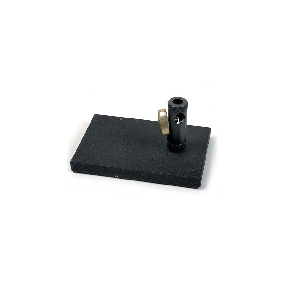 JMC Sockel für Bindestock Metall