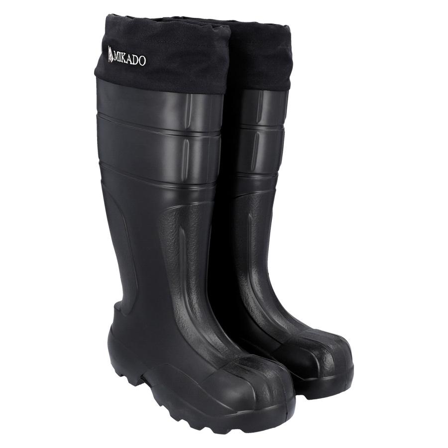 Mikado EVA North Pole Stiefel schwarz