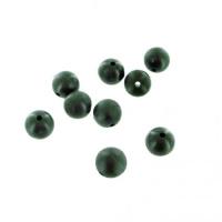 Jenzi Soft Tapered Beads green 6mm