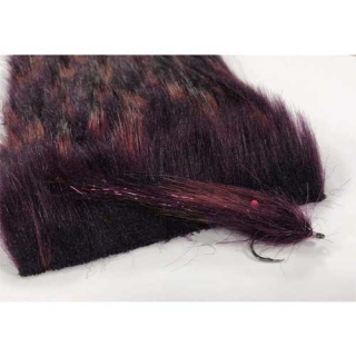 short-long purple pink